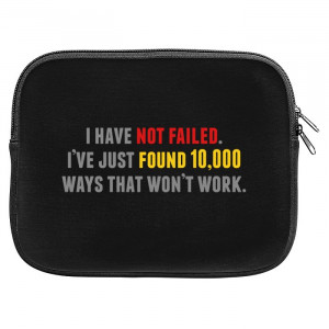 Inspiring Business Quotes Zipper Pouch