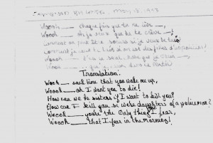 From the Archives: Ten-Year-Old Lauren Oliver, Budding Poet