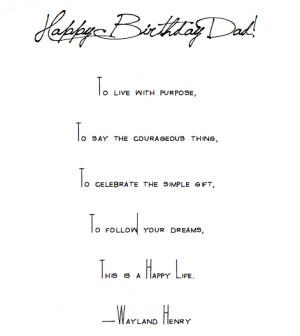 dad birthday wishes pin it happy birthday daddy quotes happy birthday ...