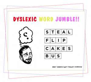 Quotes About Dyslexia