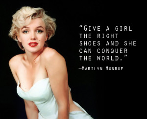 Fashion Quote of the Week: Marilyn Monroe