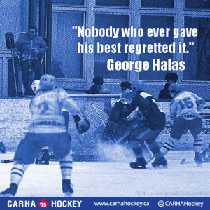 team at CARHA Hockey has compiled some of our favourite motivational ...