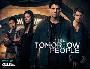 CW's The Tomorrow People Pilot Episode