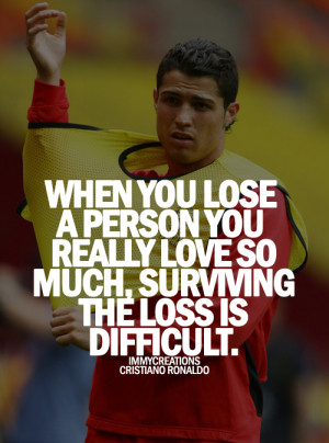 Lose A Person You Really Love So Much, Surviving The Loss Is Difficult ...