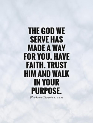 have faith in god quotes