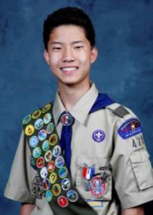 Famous Eagle Scouts In History 1 millionth eagle scout