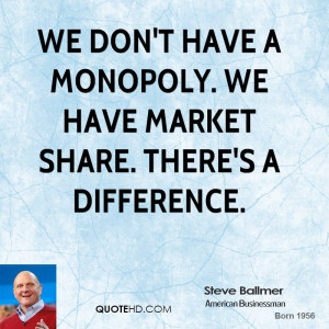 Steve Ballmer Business Quotes