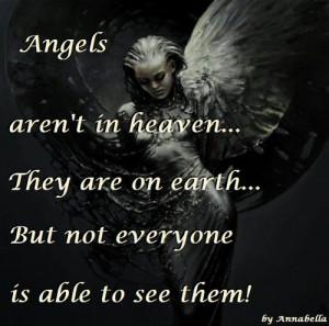 Angel Quotes Graphics