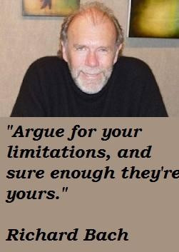 Richard bach famous quotes 5