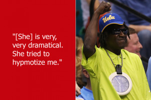 Flavor Flav said these painful sentences on his reality dating show ...