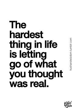 ... for who you are, then you haven't lost anything. Lesson learned. More