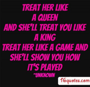 Funny but at the same time very truequote about girls. When a girl ...