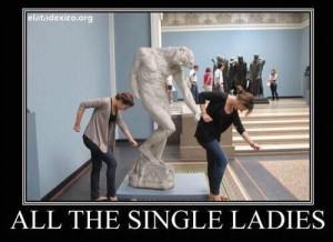 beyonce, fun, funny, single ladies