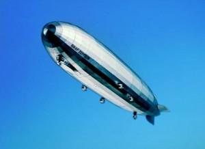 Graf Zeppelin D-LZ 127 (Metalfolie) - Geschichte