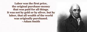 Adam smith Quote