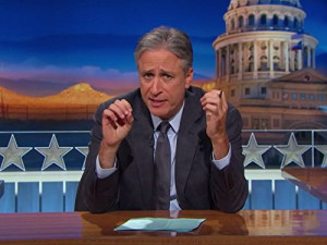 Titles: The Daily Show with Jon Stewart , Joaquin Castro