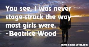 Favorite Beatrice Wood Quotes