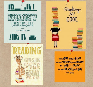 ... reading is cool| books and reading for kids | pinterest reading quotes