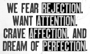 and white, dream, fear, lyrics, people, perfect, perfection, quote ...