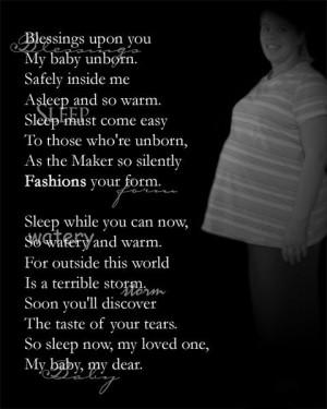 Unborn Baby Quotes (22)