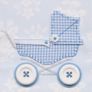 New Baby Boy Card Catherine