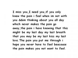 Life full of pain
