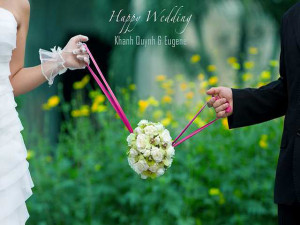 """Wishing You A Very Happy Married Life"""""""