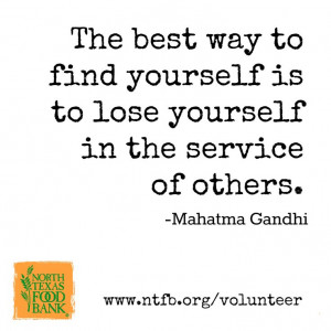 Volunteer Appreciation...