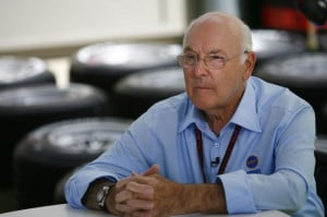 Murray Walker on the mend no longer needs chemo