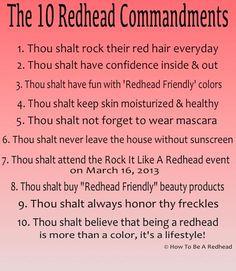 ... redheads redheads quotes 10 redheads real redheads redheads rocks