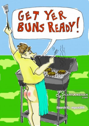 Funny Barbecue Cartoon B-b-q cartoons, b-b-q cartoon,