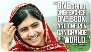 Tag: Malala Yousafzai