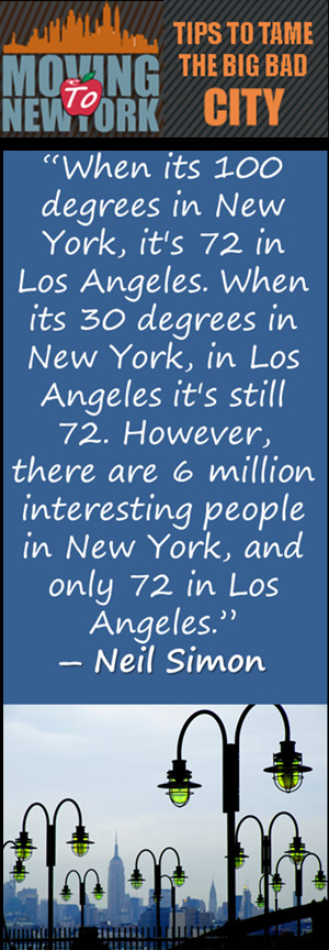 New York City Quotes - Neil Simon