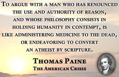 ... medicine to the dead, or endeavoring to convert an atheist by