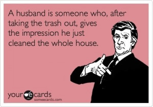 funny husband quote