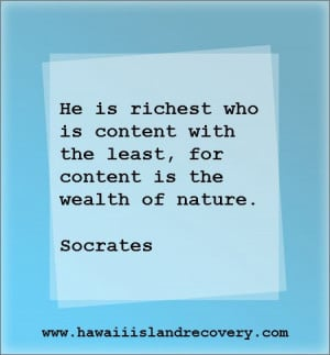 quote from Socrates.