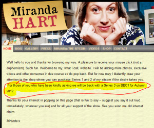 Miranda hart quotes wallpapers