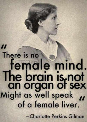 Charlotte Perkins Gilman Quotes (Images)