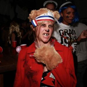 crack fox costume