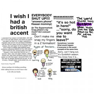 Some random quotes that are pretty funny! - Polyvore