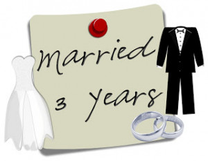 February 3rd 2009 marked Our 3 Year Wedding Anniversary!!