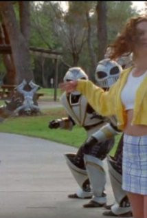 Power Rangers in Space TV Series