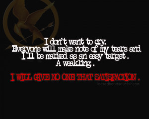quote-book:The Hunger Games by Suzanne Collins