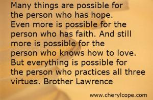 Verwandte Suchanfragen zu Christian quotes hope faith