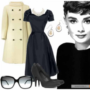 Master the Audrey Hepburn Style