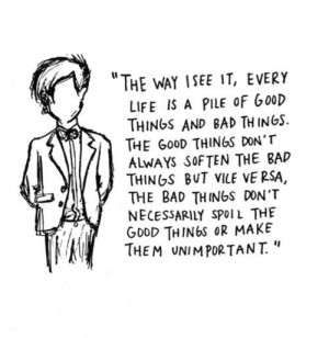 doctor who 11th doctor quotes tumblr 11th doctor collage by 9 top ...