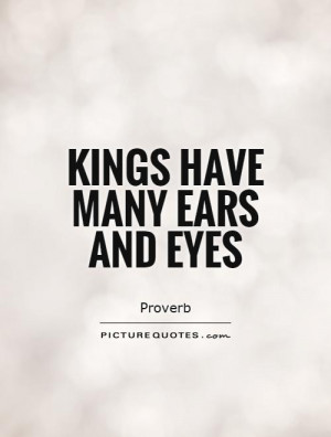 King Quotes