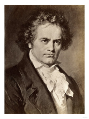Ludwig Van Beethoven - Buy this giclee print at AllPosters.com