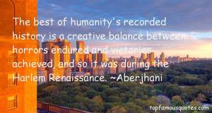 Quotes About Harlem Renaissance Pictures