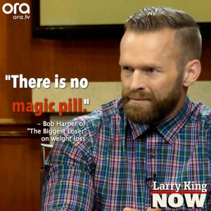 TheBiggestLoser trainer Bob Harper wants you to know there is no ...